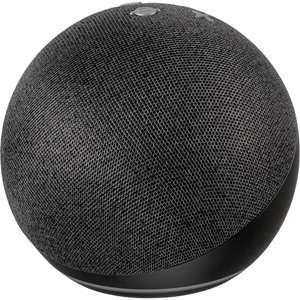 [Maingau Kunden inkl. NL Gutschein] Amazon Echo Dot 4 anthrazit Intelligenter Assistant Speaker
