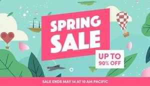 [humble bundle] Games im Spring Sale bis zu 90% reduziert   z.B. The Witcher 3, No Man's Sky u.a.