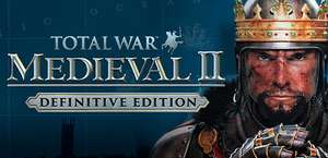 Total War: MEDIEVAL II – Definitive Edition für 4,54€ [Gamesplanet US] [Steam]