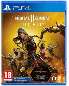 Mortal Kombat 11 Ultimate (PS4 inkl. PS5 Upgrade) für 30,04€ (Amazon IT)