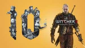 [The Witcher 2 & 3 Jubiläum] The Witcher 3 GOTY - 10€ The Witcher 2 - 2,59€ (PC GoG)
