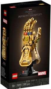 Infinity Handschuh - Lego Marvel
