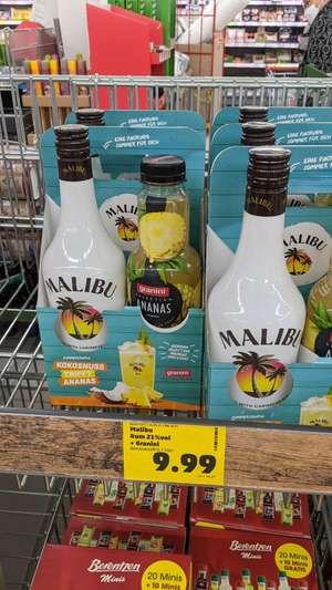(lokal) Malibu 0.7 und Ananassaft bei Penny (Düsseldorf)