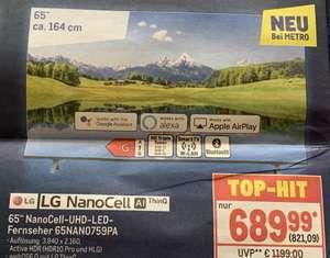 """LG 65NANO759PA 165 cm (65"""")"""