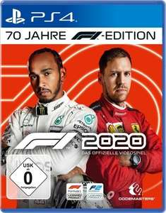 F1 2020 70 Jahre Edition (PS4) [MM/Saturn Abholung]