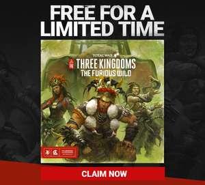 Total War Three Kingdoms The Furious Wild Soundtrack kostenlos bei Steam