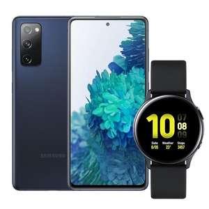 [Telekom-Netz] Samsung Galaxy S20 FE (SM-G780G) + Watch Active 2 mit Congstar Allnet Flat M (12GB LTE, VoLTE) für 4,99€ ZZ & mtl. 30€