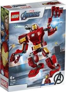 [Thalia Kult] Lego Marvel Avengers Iron Man Captain America Thor Mech