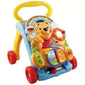 Rofu : Vtech Disney Winnie Puuh Lauflernwagen, Spielekonsole und Laufwagen in einem, nur 04.06-05.06.2021
