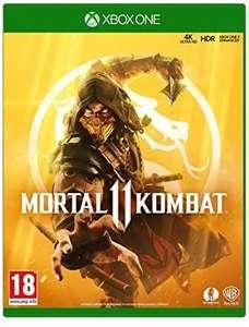 Mortal Kombat 11(Xbox One) [Amazon.co.uk]