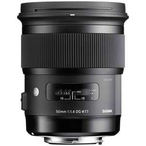 [Canon EF] Sigma 50mm f1.4 DG HSM Art