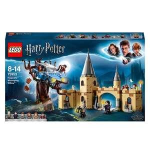 Smyths: LEGO Die Peitschende Weide von Hogwarts (75953) für 47,99€