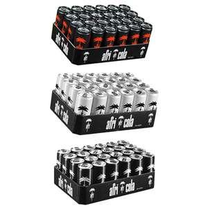 *Sammeldeal* 24er Pack 0,33l Dosen afri Cola mit/ohne Zucker/Energy(0,38€ pro), Maya Mate, Bluna(0,38€), Kicos, Pepsi/Max - Prime*Sparabo
