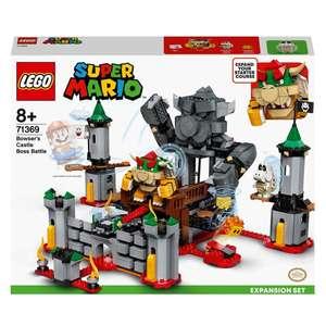 (Smyths Toys) LEGO Super Mario 71369 Bowsers Festung