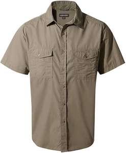 Craghoppers Outdoor Hemd Wander Shirt diverse Farben @Amazon