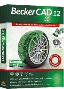 BeckerCAD 12 3D (Download-Version)
