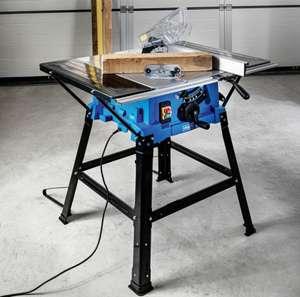 Scheppach Tischkreissäge 2000W HS250L SE, Laserführung plus 2 Sägeblätter in der Filiale oder Online plus 14,95€ Versand