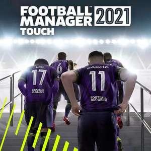 [Nintendo Switch] Football Manager 2021 Touch für ~12,57€ im eShop Russland
