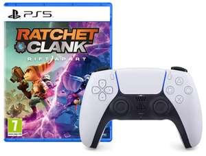 [MediaMarkt Österreich] PS5 DualSense + Ratchet & Clank: Rift Apart
