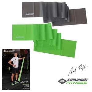 Schildkröt-Fitness Fitnessbänder 2er Set (Latexfrei)