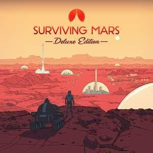 Surviving Mars: Deluxe Edition (Steam) kostenlos