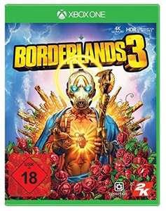 Borderlands 3 Xbox One Amazon