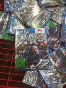 [Lokal MM Kaiserslautern] Avengers PS4 10€