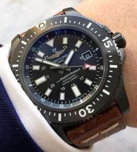 Breitling Superocean 44 Special Editon Chronometer Diver Automatikuhr 1000m
