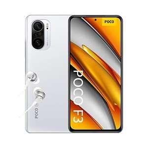 "[POCO Shop] Xiaomi POCO F3 5G - 8GB+256GB, Alle Farben, Snapdragon 870, 120Hz 6.67"" AMOLED FHD+, 4520mAh/33W, 48MP, Offiz. De-Store"