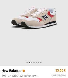 New Balance 393 Sneakers
