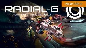 (PC - Oculus Rift VR ) Radial-G : Racing Revolved - Oculus