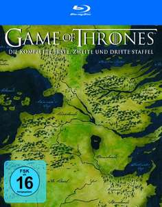 Game Of Thrones Blu-Ray Staffel 1-3 [Amazon (Prime)]