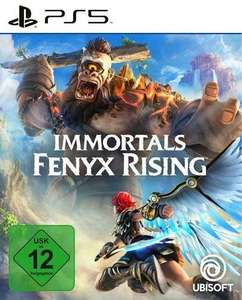 (Cyberport Abholung) Immortals Fenyx Rising - PS5 | Watch Dogs Legion Ultimate Edition PS5 für 29,90€