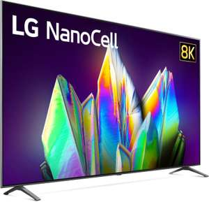"LG 75NANO999NA 8K-Fernseher (75"", 7680x4320, IPS, FALD, 120Hz, Dolby Vision, ~600cd/m², 4x HDMI 2.1, ~16/7.5ms Input Lag, webOS 5.0)"