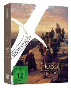 Der Hobbit: Die Spielfilm Trilogie - Extended Edition (4K Blu-ray) für 46,79€ (Bol.de)
