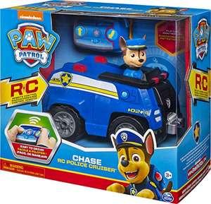 [Amazon Prime] PAW Patrol Ferngesteuertes Polizeiauto mit Chase - Figur
