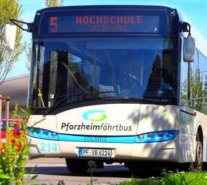[lokal Pforzheim] Stadtbusse kostenlos nutzen (4 Aktionstage)