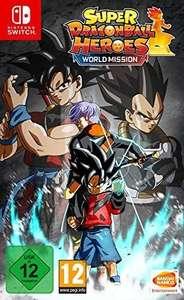 [Nintendo eShop] Super Dragonball Heroes World Mission