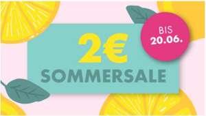 2€ Sommersale bei makerist