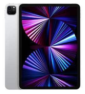 """Apple iPad Pro 11"""" 2021 Wi-Fi 128 GB Silber MHQT3FD/A eBay Cyberport"""