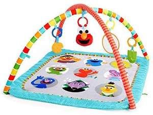 Bright Starts - Sesamstrasse Spieldecke mit Spielbogen