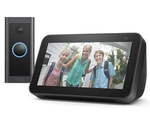 [Prime] Echo Show 5 (2. Generation, 2021) + Ring Video Doorbell Wired von Amazon