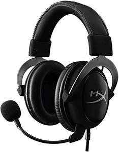 [Bestpreis [Prime-Day] Kingston HyperX Cloud II Gaming Headphones for PC / PS4 / Mac