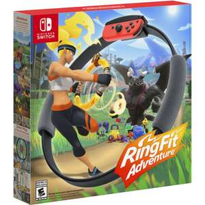 [Prime] Ring Fit Adventure (Nintendo Switch)