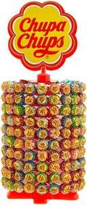 Chupa Chups 180er Lutscherrad plus 20 Lollis gratis   Lollipop-Ständer mit 7 leckeren Geschmacksrichtungen [Prime oder Abholstation]