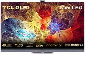 TCL 65C825 MiniLED TV / 120hz Panel / 4x HDMI 2.1