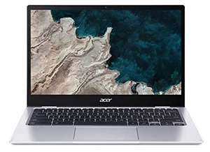 Acer Chromebook Spin 513 (Snapdragon 7180c, 4gb Ram, 64 gb eMMC, FHD IPS Touch, Backlit Keyboard, Aluminium Cover, Chrome OS)