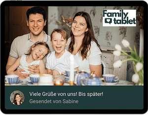 10€ Gutscheincode aufs Familytablet