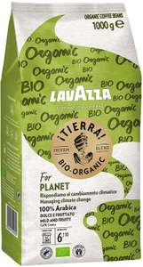 Bio Lavazza ¡Tierra! For Planet, 1kg Packung