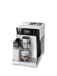 (Prime Day) De'Longhi PrimaDonna Class ECAM 550.65.W Kaffeevollautomat in weiß (!)
